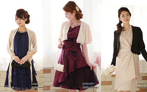 【女性のドレスマナー】ゲストが知っておきたい結婚式の服装マナー